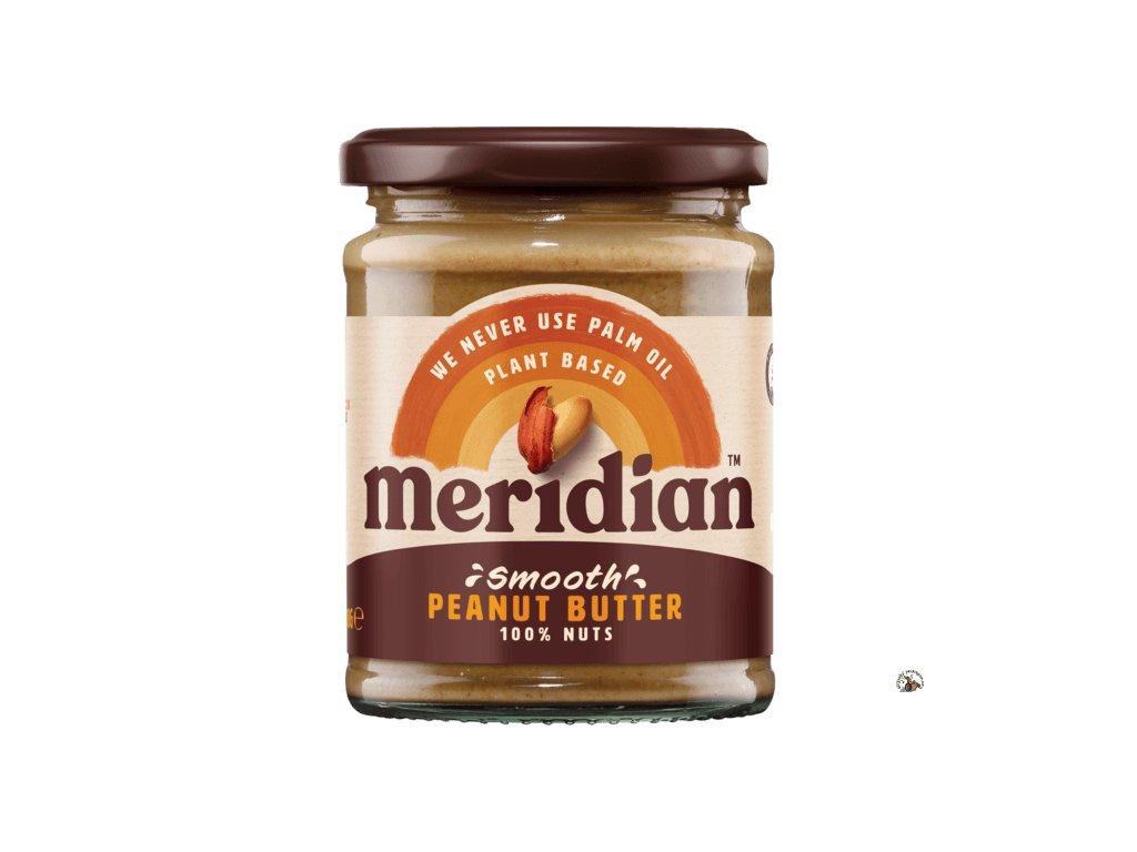 Meridian jemné arašídové 280g front 540x