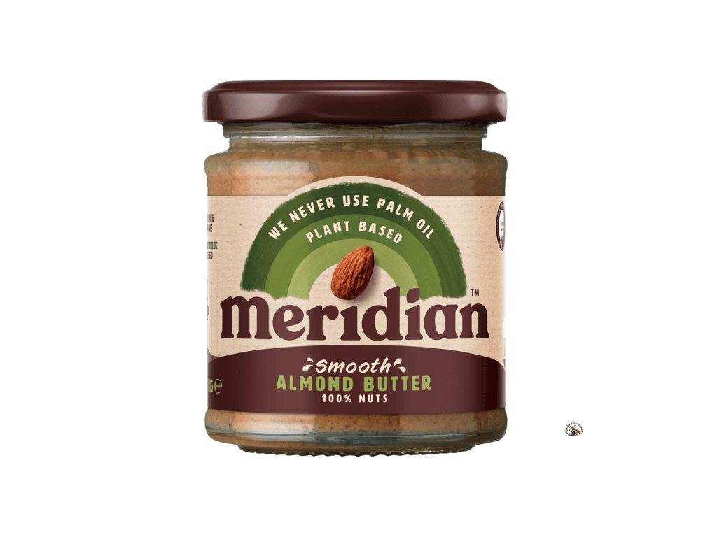 Meridian Jemné mandlové 100 170g front 540x