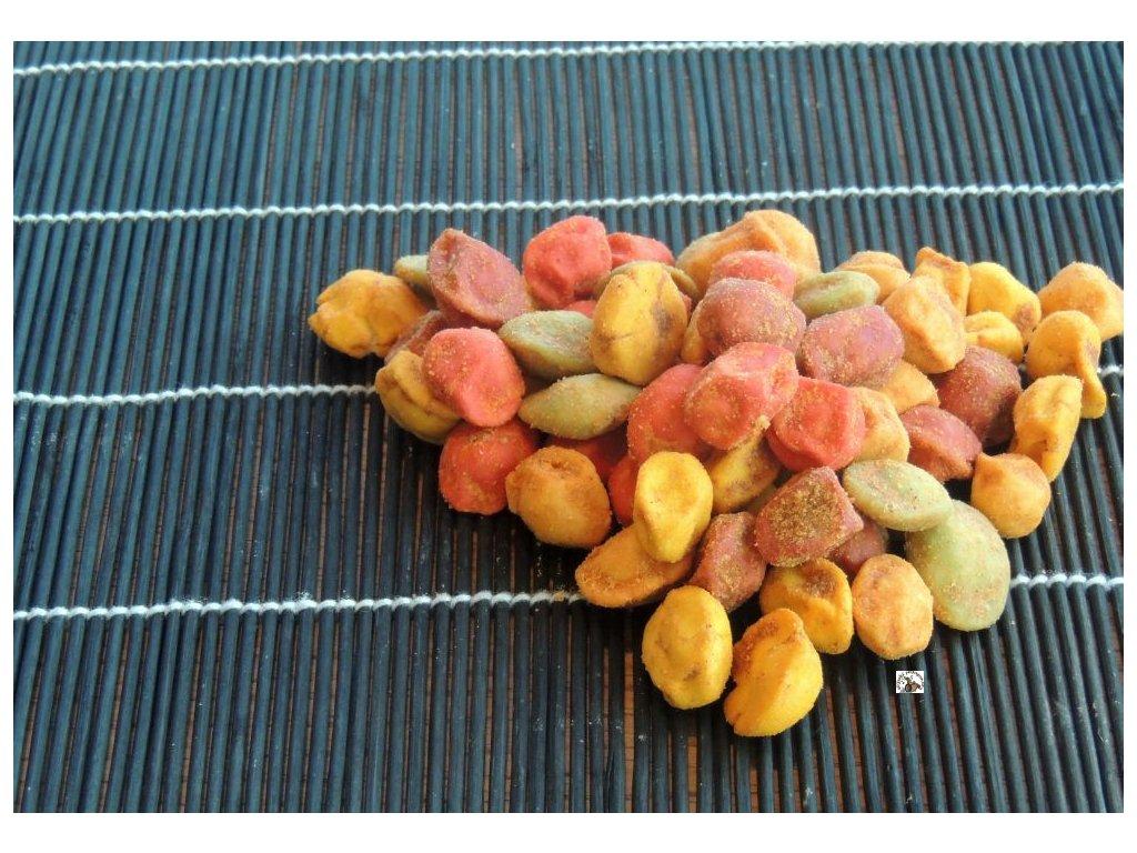 arašídy v dábelksém koření