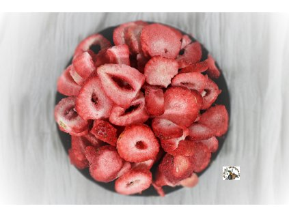 Jahody 25g sušené mrazem