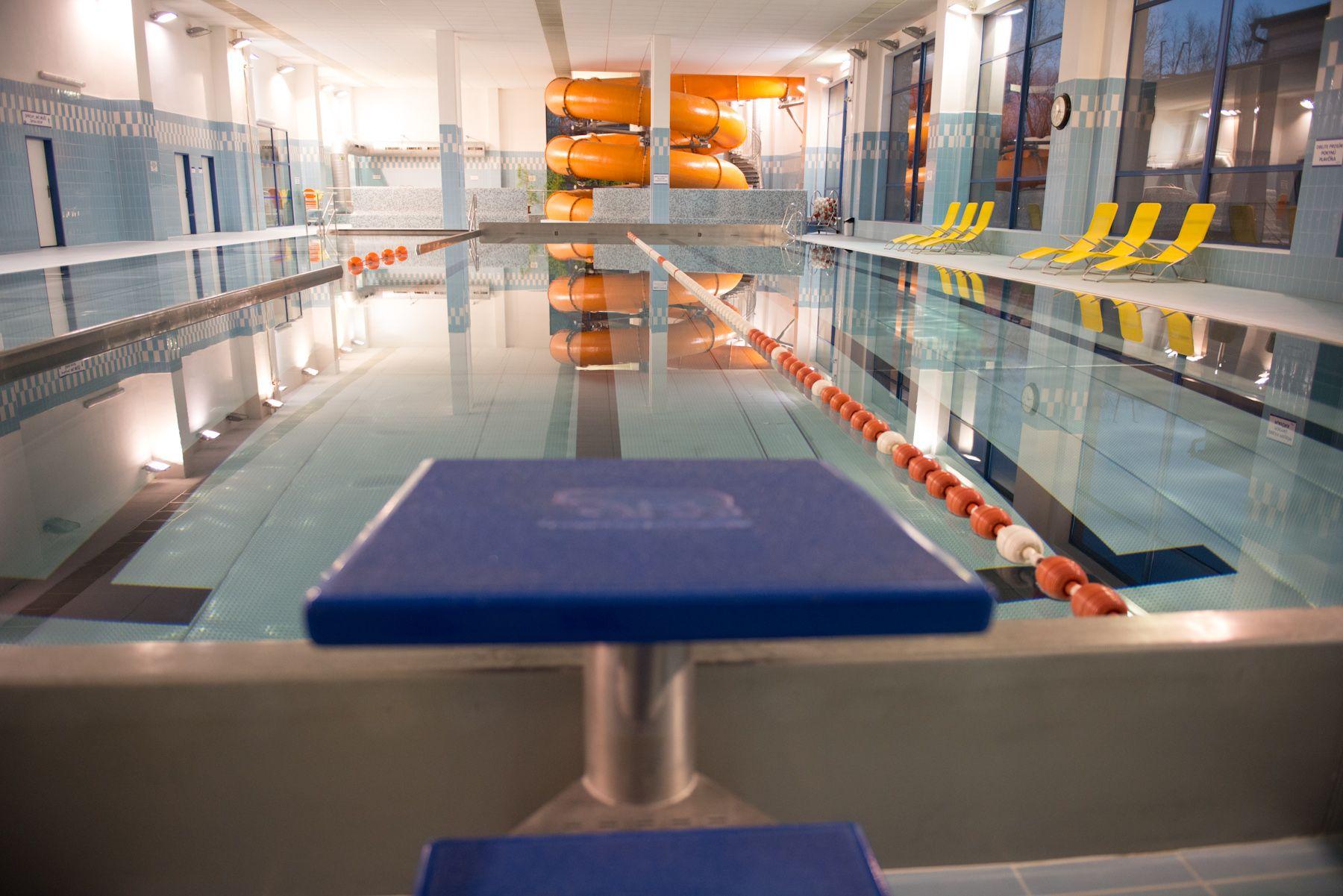 Krytý bazén Orlová
