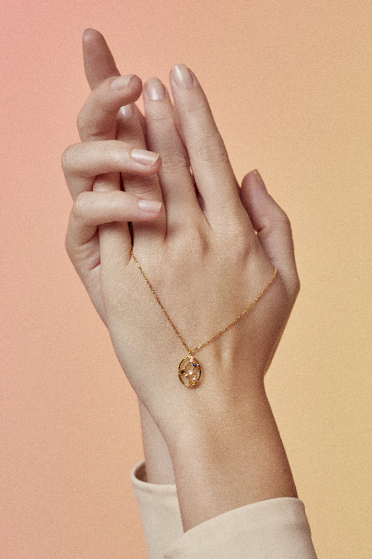 Ozdobte se náhrdelníkem se znamením zvěrokruhu PDPAOLA a načerpejte hvězdnou sílu