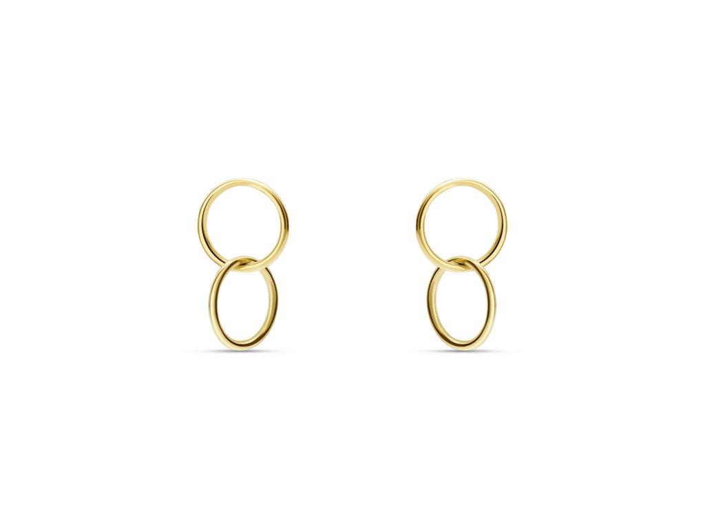 ornamenti optimized.cz mosuo, náušnice olivia gold