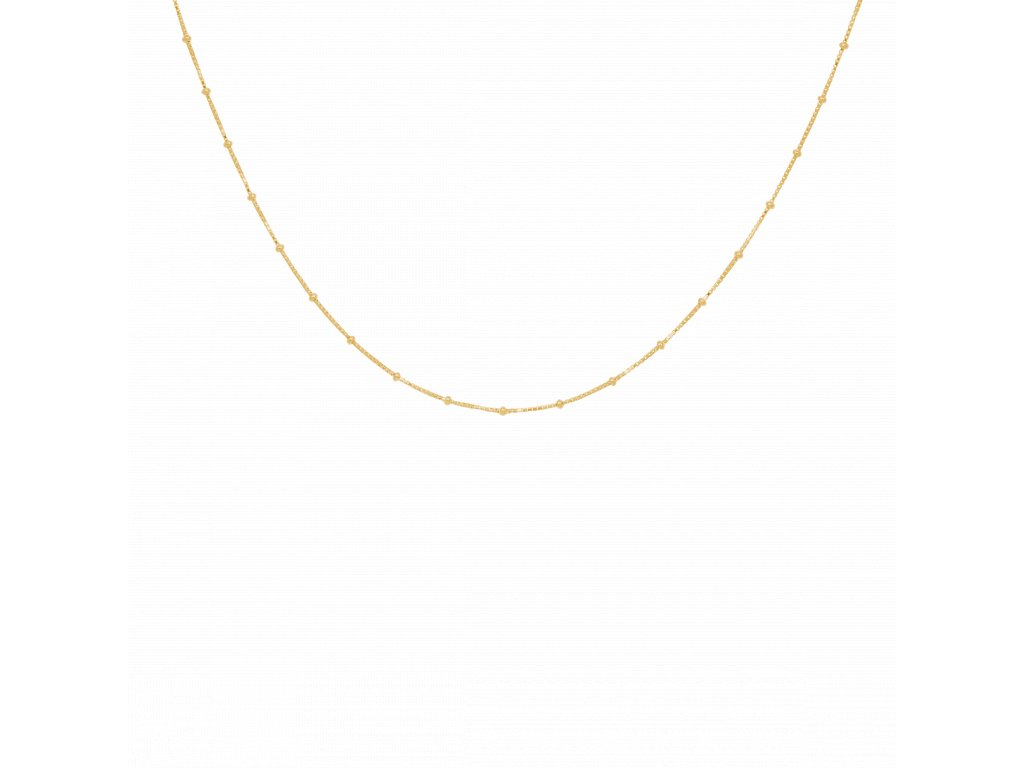 tiny dots necklace