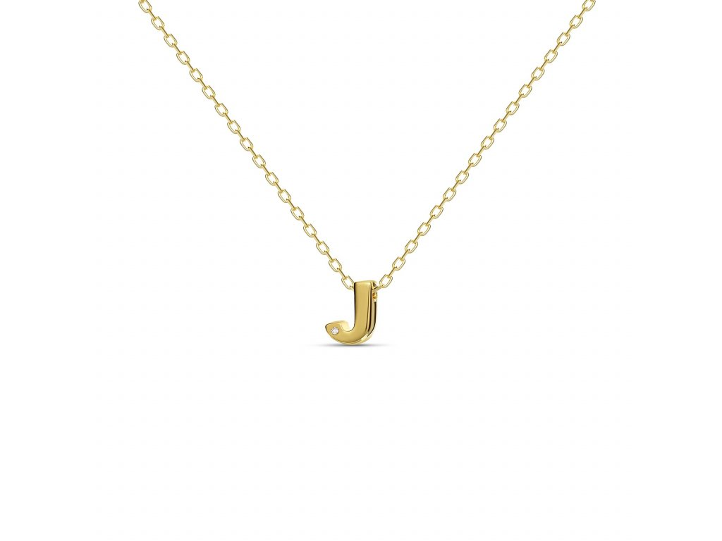 J letter necklace gold 1800x1800