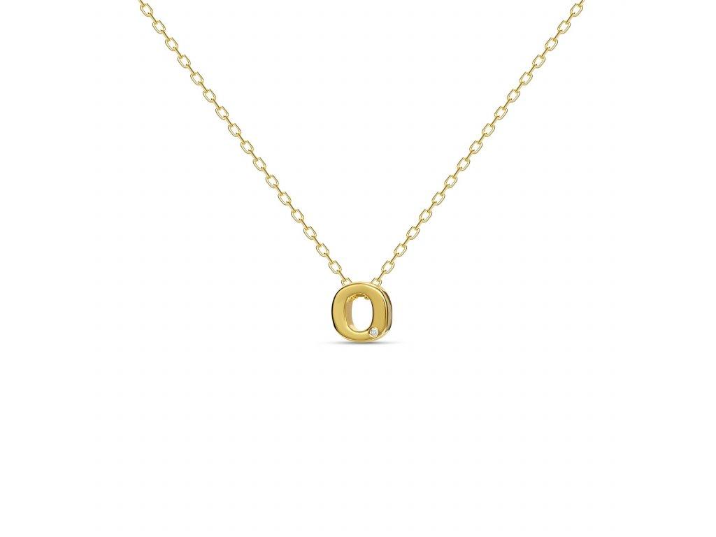 O letter necklace gold 30eb5844 fa9f 4aa2 abdf ba3e301611f7 1800x1800