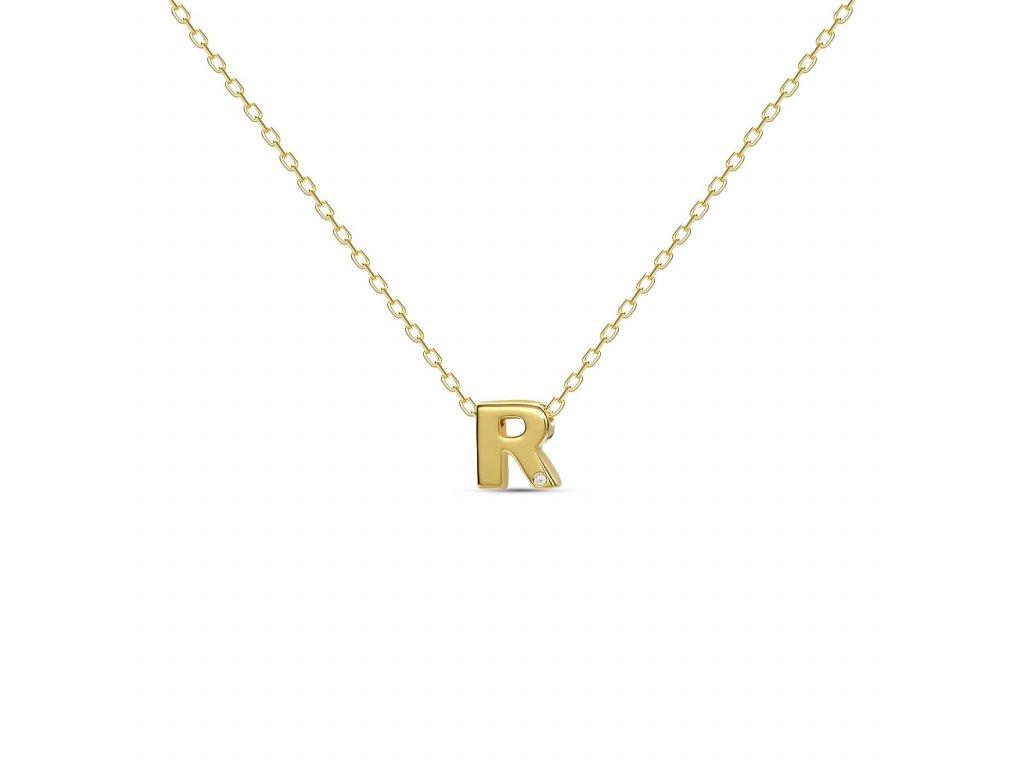 R letter necklace gold 6343eb17 b0c8 46c5 8a14 0727e7df0d25 1800x1800