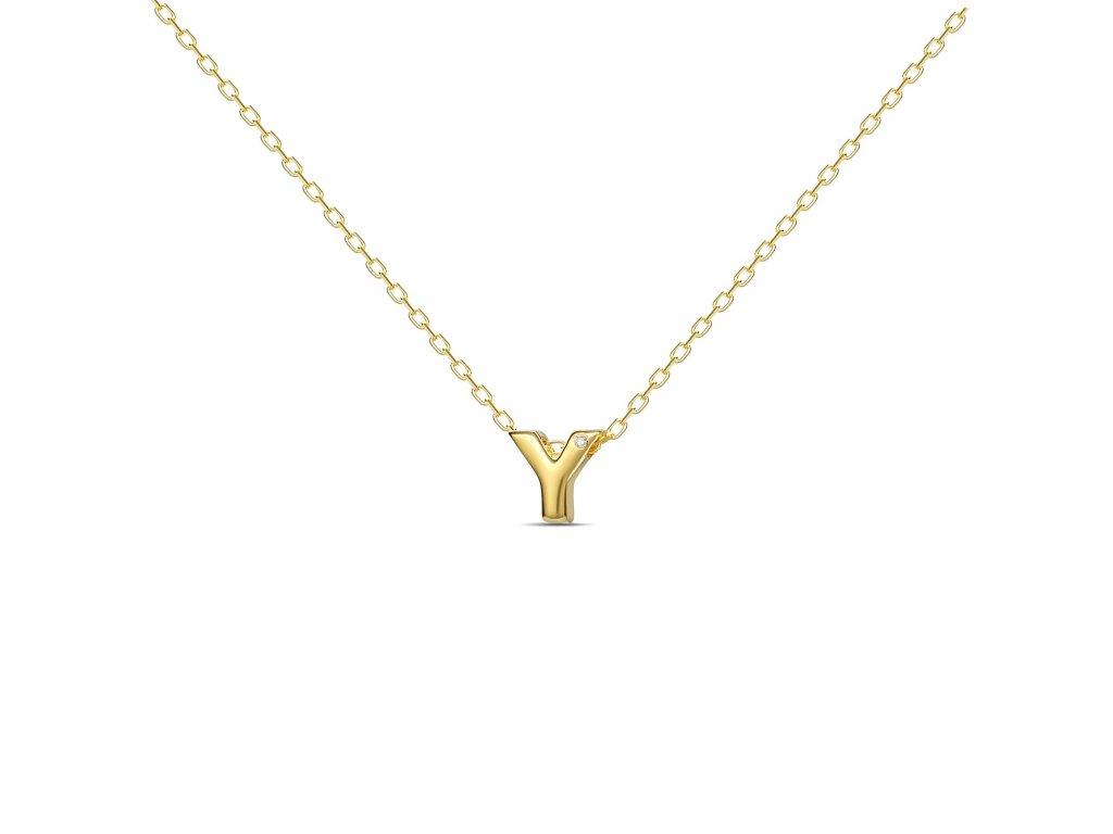 Y letter necklace gold 4341be81 df9f 4a94 b176 57a7103d804c 1800x1800