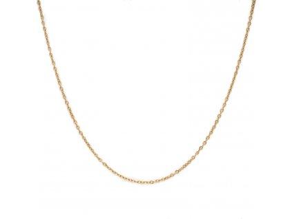 Ornamenti.cz Hey Harper, náhrdelník Miss gold