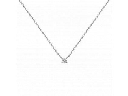 Ornamenti.cz Aleyolé, náhrdelník Flash silver