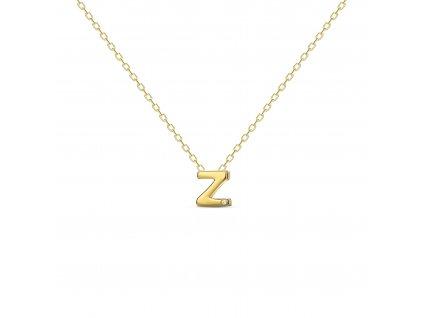 Z letter necklace gold 7463febe e3a5 47d9 b2c7 f62b0b9226df 1800x1800