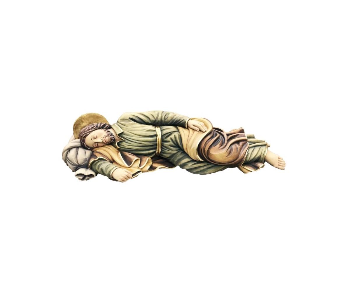 Svatý Josef ležící spící