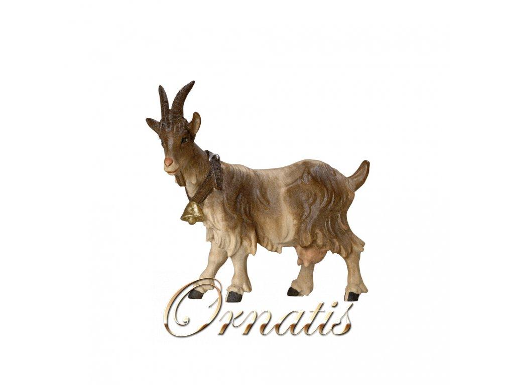 dřevěná koza vyřezávaná online prodej vánočních betlémů