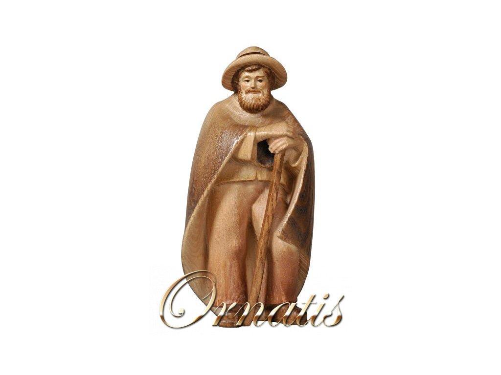 dřevěný poutník betlém prodej betlému dřevěné sochy
