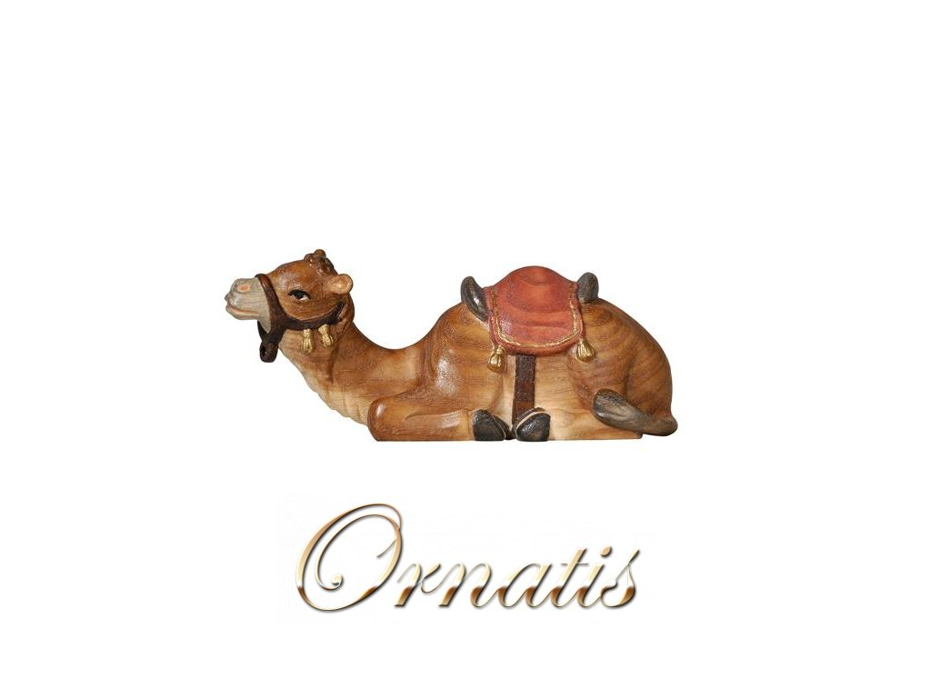 dřevěný velbloud postava do betléma