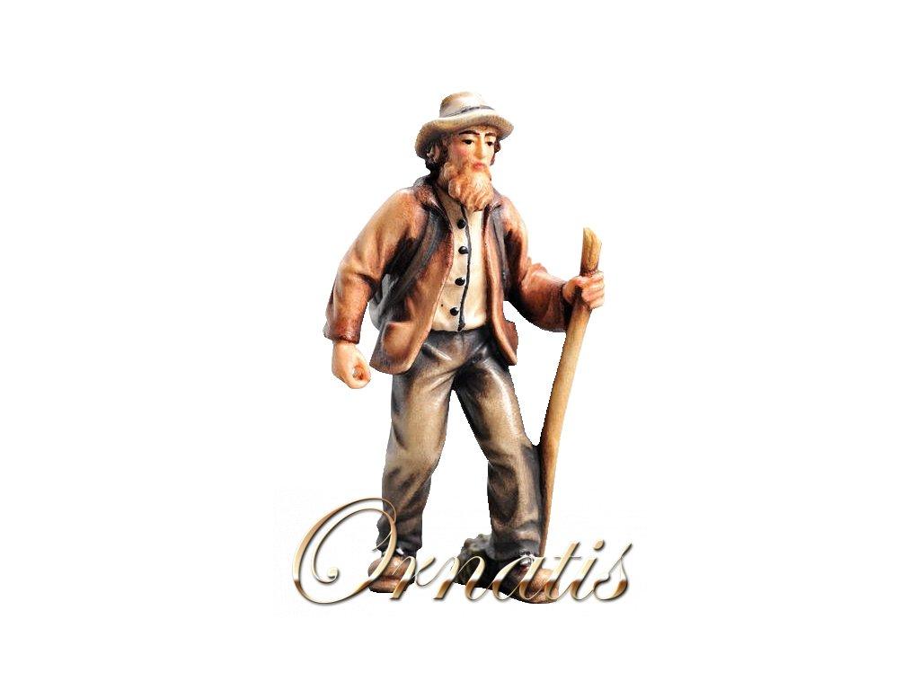 dřevěnýpastyr figurka betlem soska drevo prodej dřevěných soch