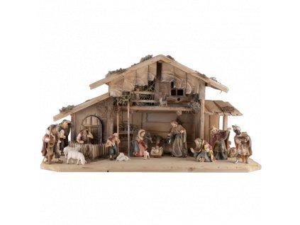 prodej betlému fiury postavy dřevěné do betlému