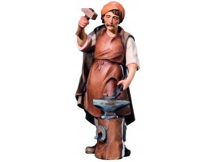 Poutník kovář-prodej betlémů
