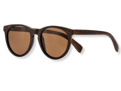 sun glasses sluneční brýle mahagon