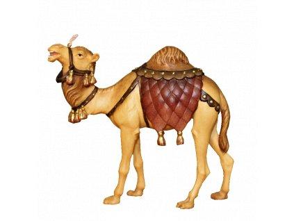 Stojící velbloud (Velikost salaše Malovaná, Velikost stojících figur 22 cm)