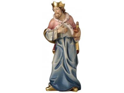 Tři králové Kašpar (Velikost salaše Malovaná, Velikost stojících figur 52 cm)