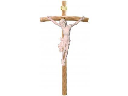 dřevěný vyřezávaný ježíš kristus
