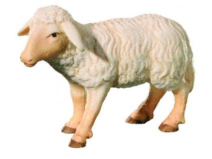Dřevěná vyřezávaná socha Osla