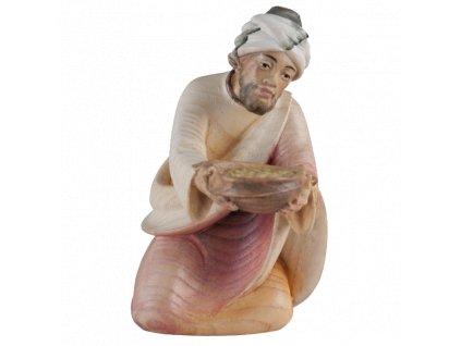 1839 betlem soska drevo poutnik figurka