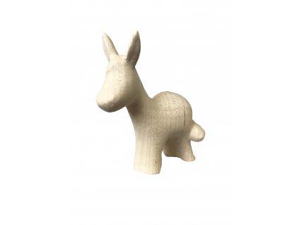 Dřevěná vyřezávaná socha