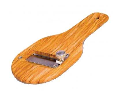 Dřevěný kráječ na lanýže