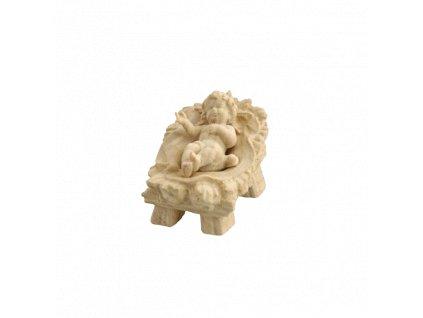 785004 natur jezisek figurka betlem soska drevo 6