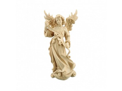 betlem soska drevo figurka andel malovany gloria anděl