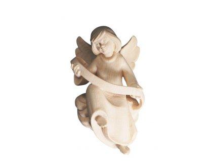 dřevěný vyřezávaný anděl prodej betlému