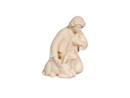 dřevěná vyřezávaná figura do betlému