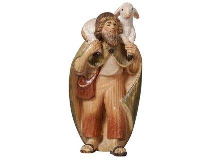 pastýři poutníci dřevěné figury do betlémů