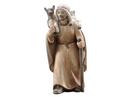 Dřevěná vyřezávaná soška