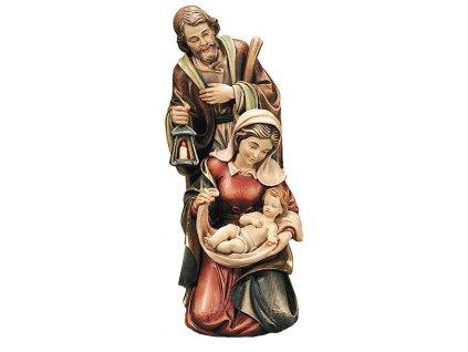 Svatá rodina (Velikost salaše Malovaná, Velikost stojících figur 45 cm)