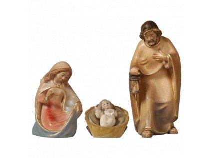 svatatrojice josef marie jezisek betlem soska figurka drevo
