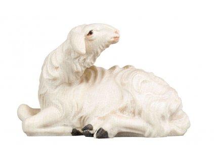 dřevěná vyřezávaná ovečka prodej dřevěných betlémů