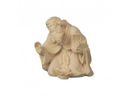 Tři králové Melichar II (Velikost salaše Malovaná, Velikost stojících figur 22 cm)