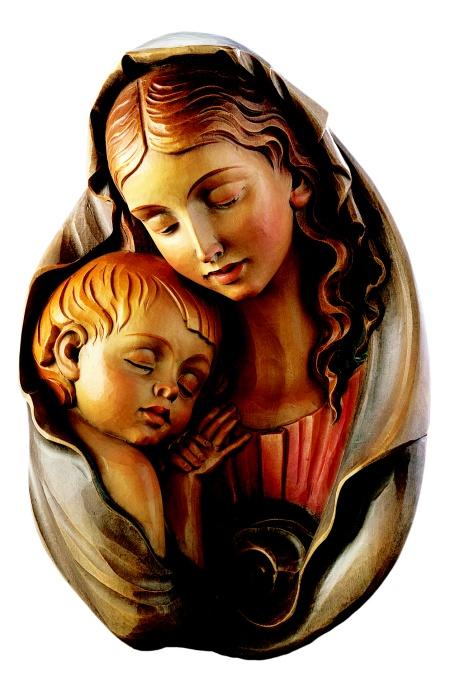 Dziewica Maryja z Jezusem