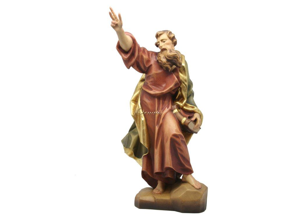 Drewniana rzeźba św. Pawła