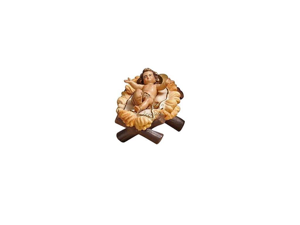ježíšek v jesličkách vyřezávaná socha prodej beltému