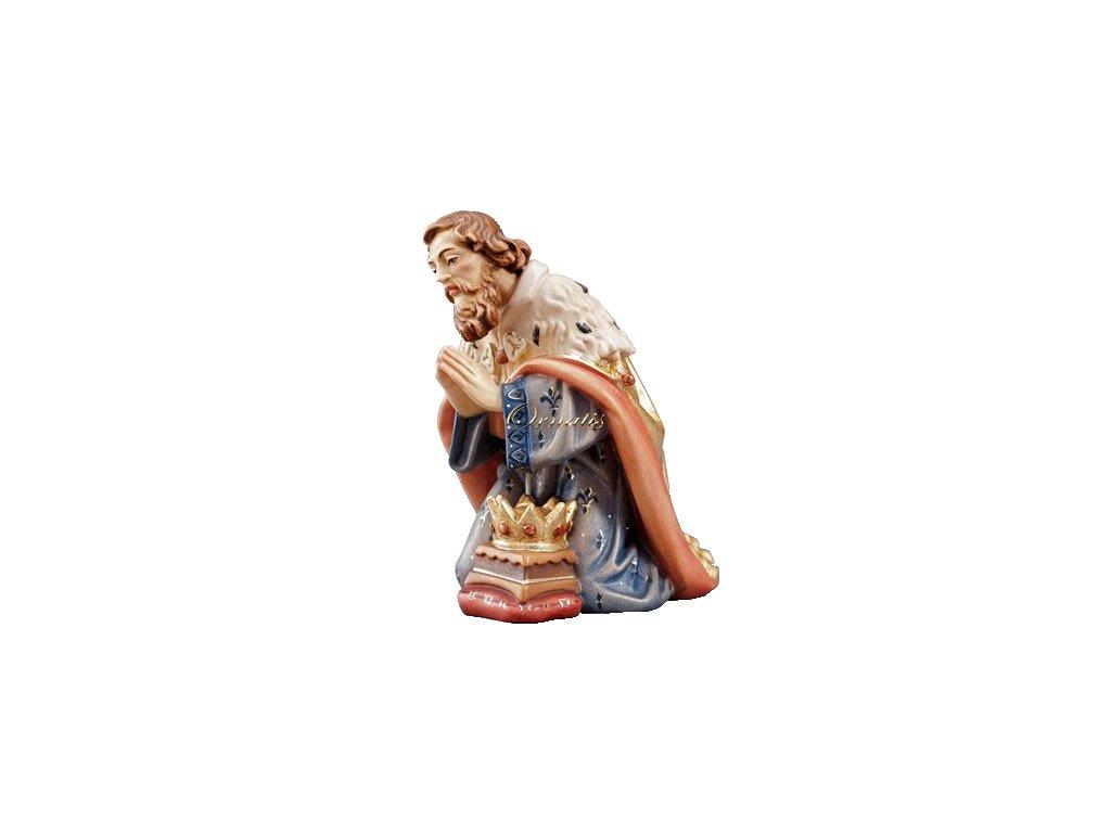 tři králové dřevěné sošky