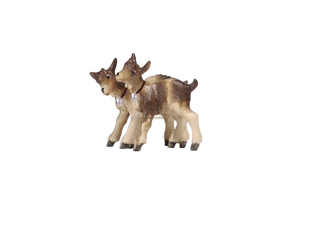 dřevěná zvířa ta figurky do betlému