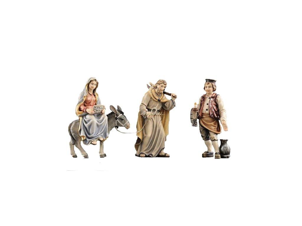 panna marie a josef hledají úkryt dřevěné sochy a betlémy prodej