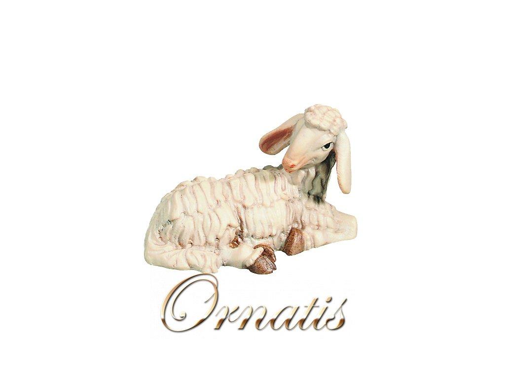 ležící ovce-prodej betlémů