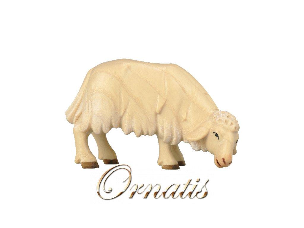 1850 betlem soska drevo ovce figurka