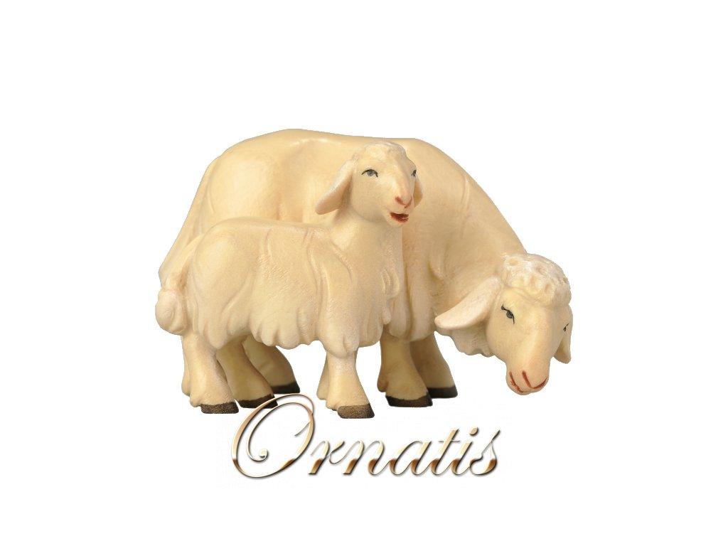 1854 betlem soska drevo ovce figurka