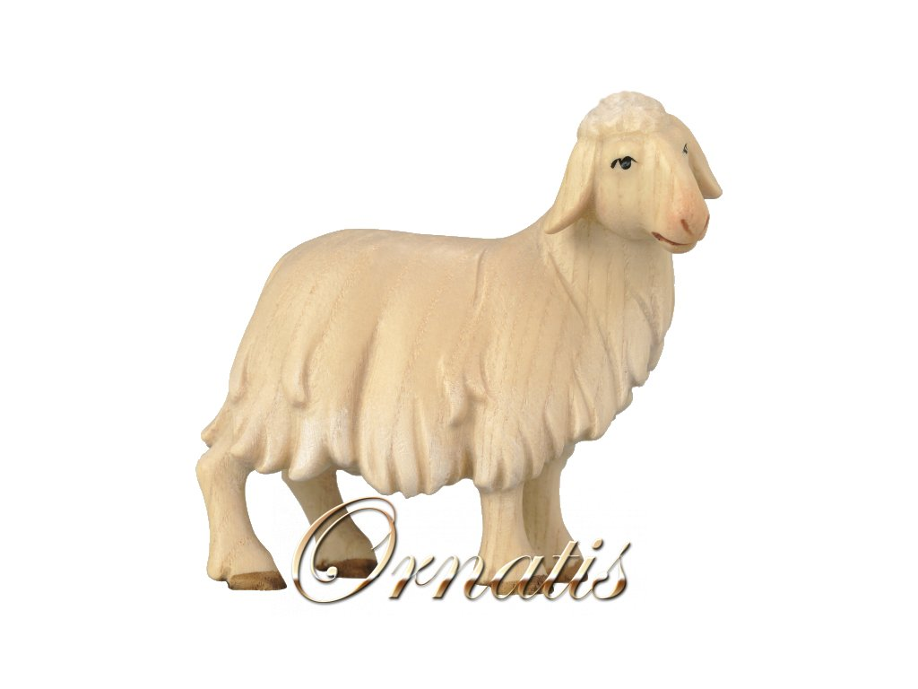 1851 betlem soska drevo ovce figurka